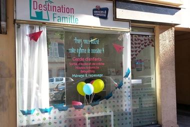 Cette photo montre notre agence Destination Famille à Toulouse Patte d'Oie