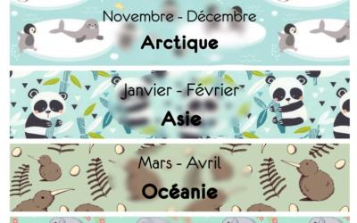 Thématique 2018-2019 Les Contes du Monde