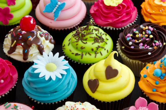 Savoureux Cupcakes pour les enfants