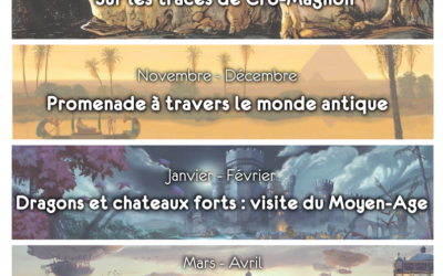THÉMATIQUE 2017-2018 Le Voyage dans le Temps