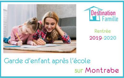 Offre d'emploi Garde d'enfant sur Montrabé-31850