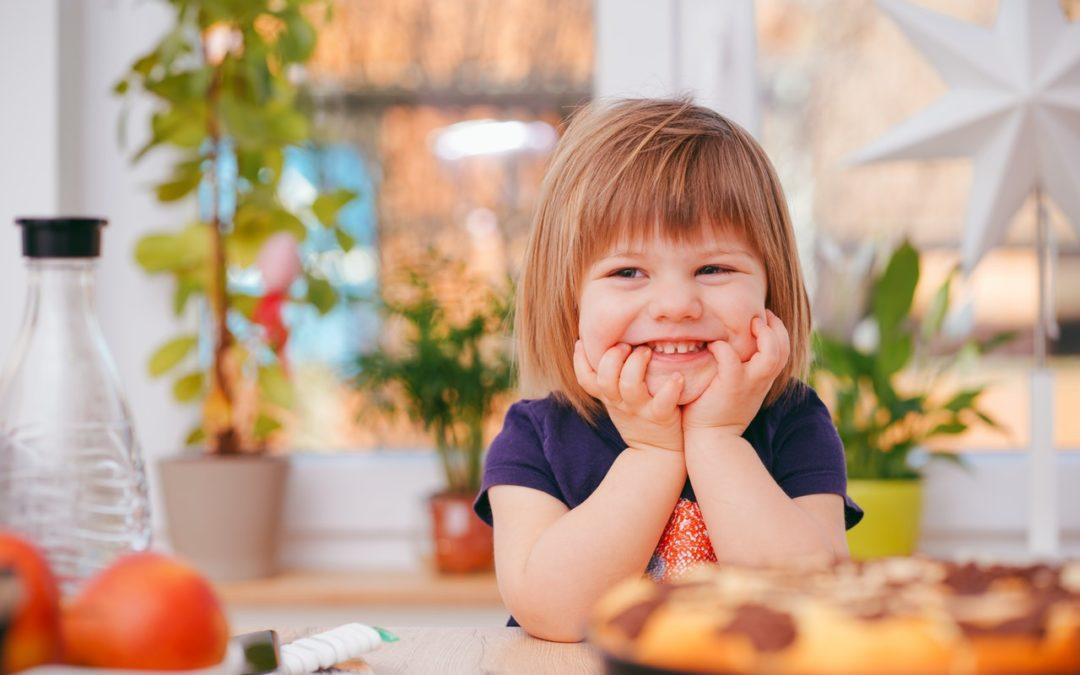 Cette image montre une enfant gardée par l'agence Destination Famille