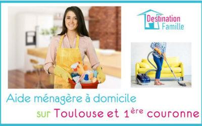 Offre d'emploi Aide Ménagère sur Toulouse