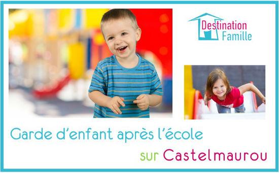 Offre d'emploi Garde d'enfant sur Castelmaurou 31180