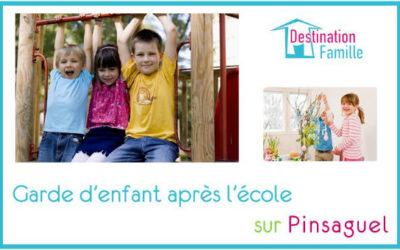 Offre d'emploi Garde d'enfant sur Pinsaguel
