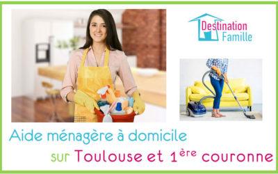 Offre d'emploi Aide Ménagère sur Toulouse 31