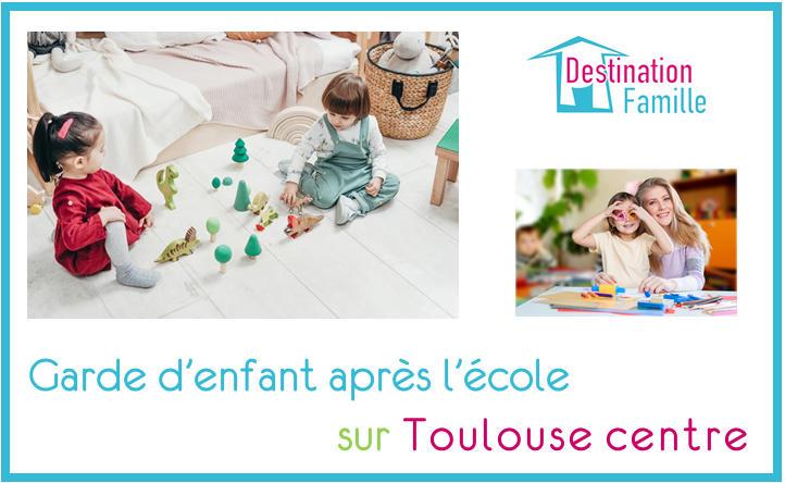 Offre d'emploi Garde d'enfant périscolaire sur Toulouse Capitole